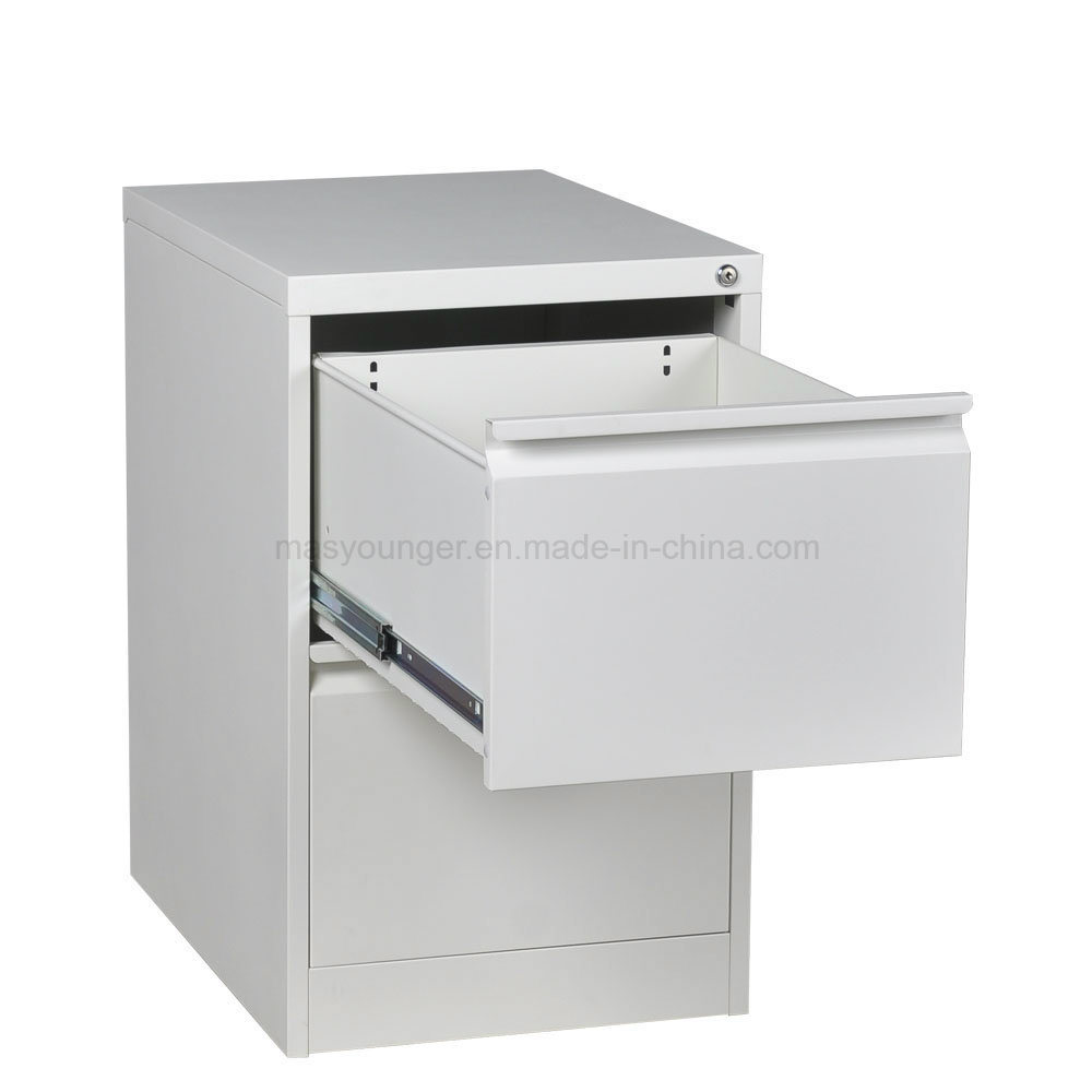 Hot Item Space Solutions Cheap 2 Drawer Metal File Storage Steel Cabinet With Lock And Handles