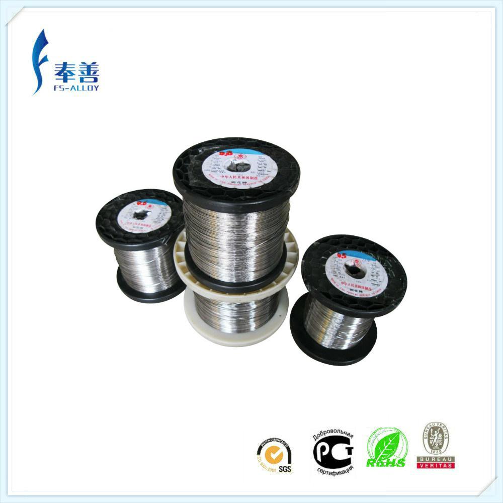 China Teflon Coated Nichrome Resistance Heating Wire (cr20ni80 ...