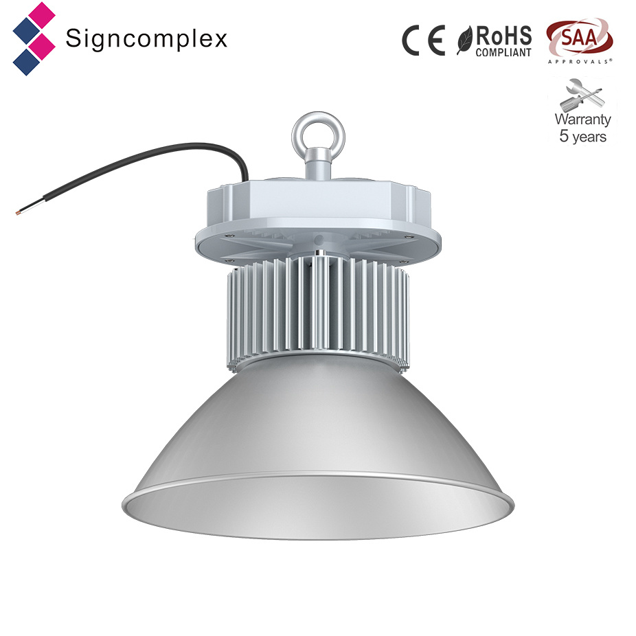 Frosted Lampshade Structural Waterproof 150W High Bay LED Lights pictures & photos