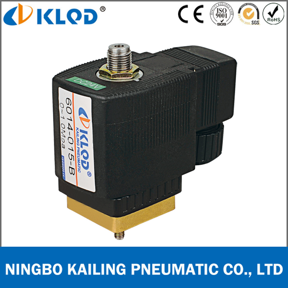 China 3/2 Way Direct Acting Sub-Base Connection Solenoid Valve ...