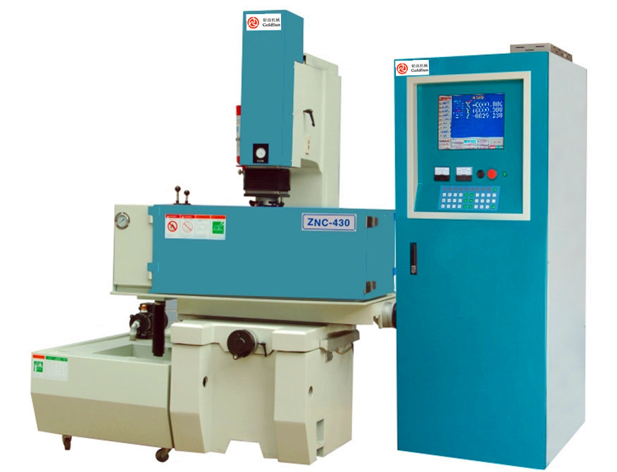 China Gold Sun Wire Cut EDM Machine for Plastic Mold Processing ...