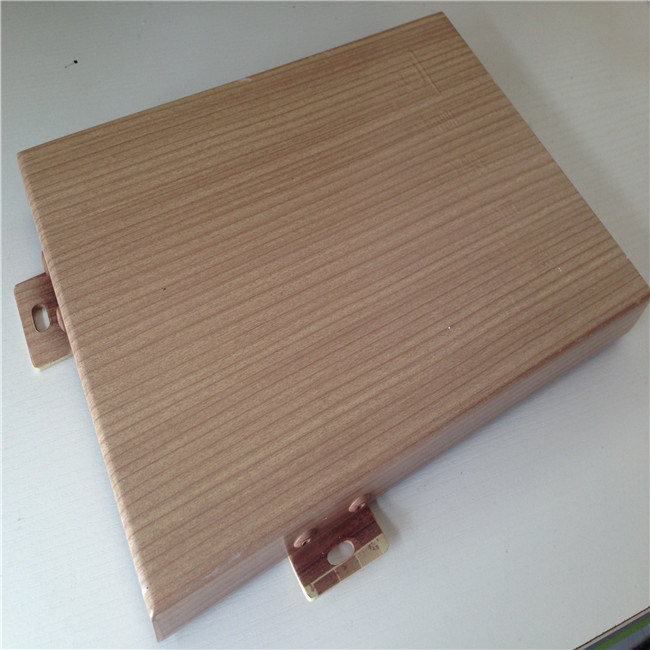 Aluminum Panel with Wood Grain for Decoration pictures & photos