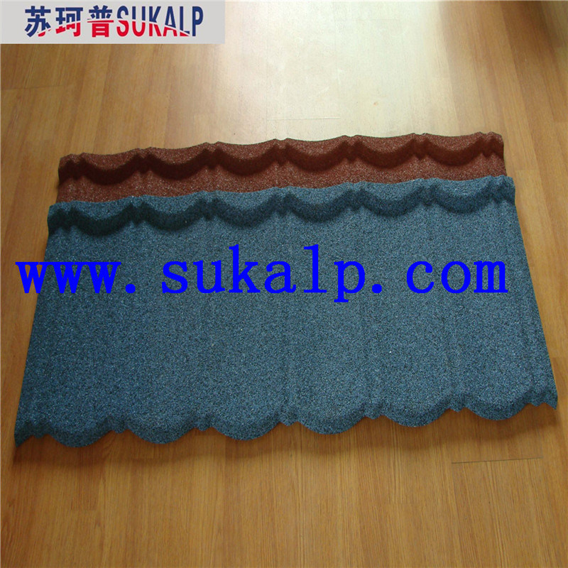 Stone-Coated Metal Roof Tile Making Machine pictures & photos