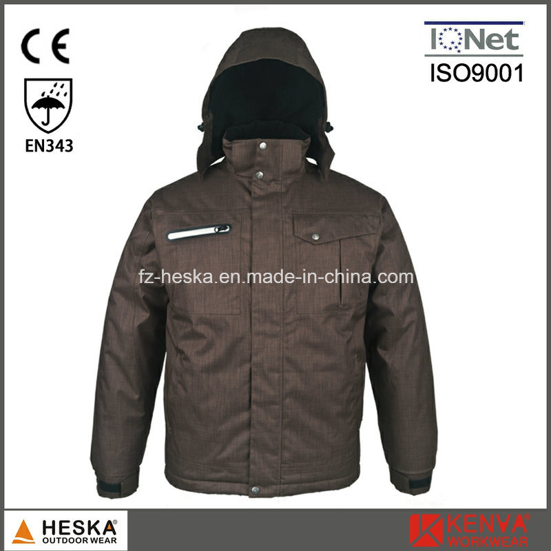 OEM Winter Mens Wear Waterproof Parka Jacket pictures & photos