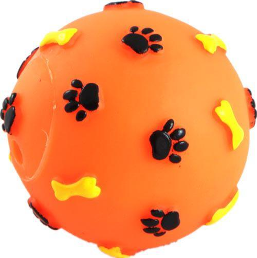 Dog Vinyl Squeaky Ball Toy, Pet Toy
