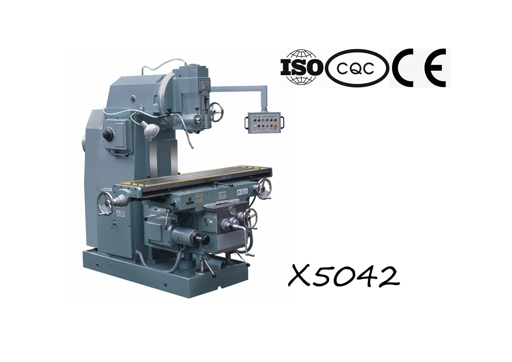 X5042 Vertical Knee-Type Milling Machine