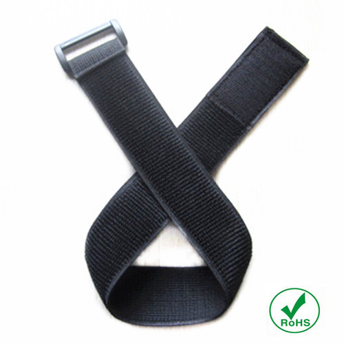 Hook and Loop Nylon strap strapping Cable Ties with buckle Band luggage Strap