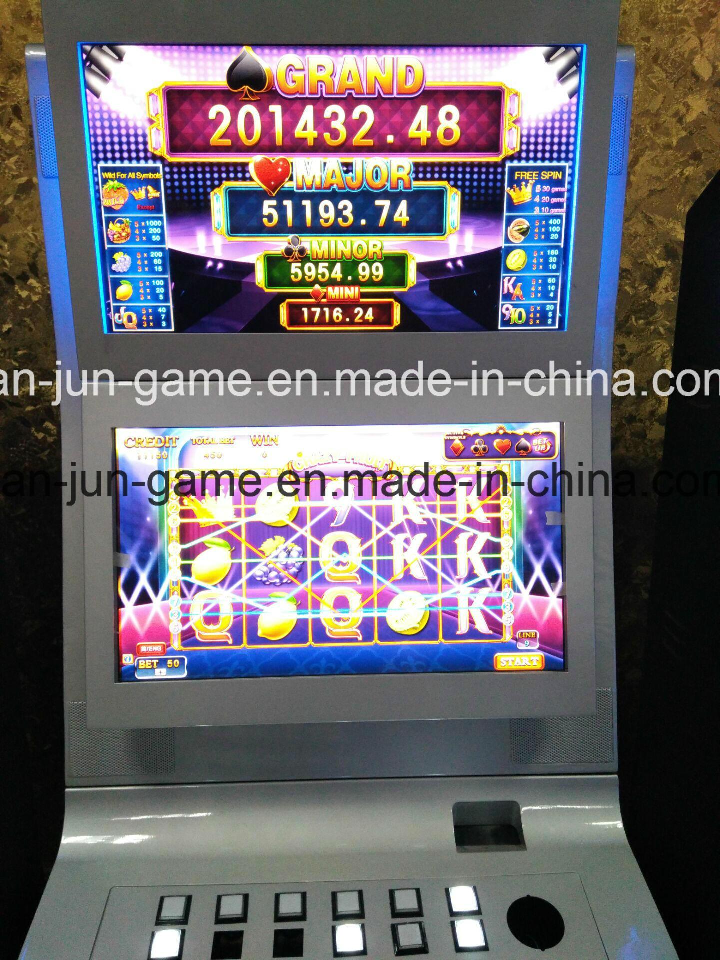 [Hot Item] New Williams Slant Top Slot Machine Cheap Gaming Cabinet Arcade  Game Machines