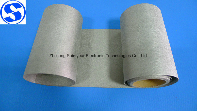 Copper Nickel Non-Woven Conductive Fabric