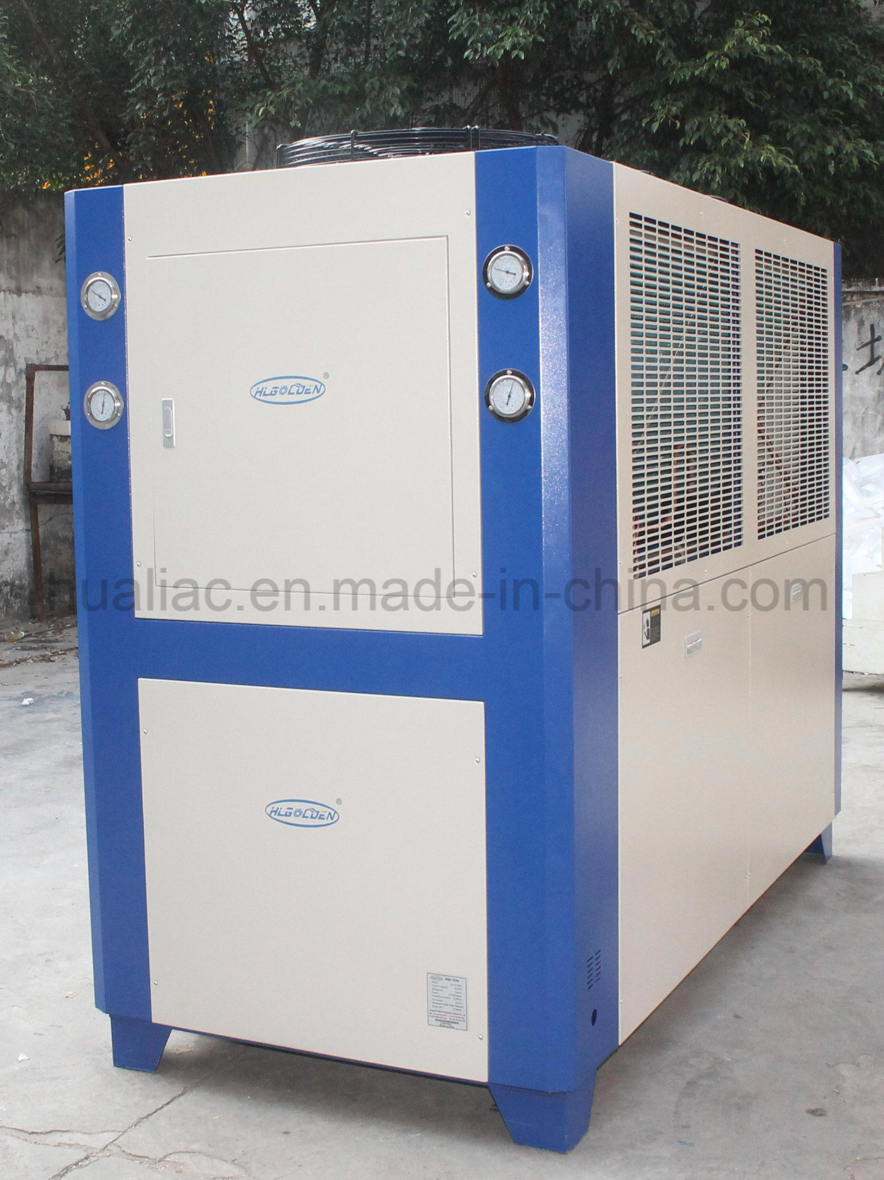 Industrial chillers: description, application, device and types 17
