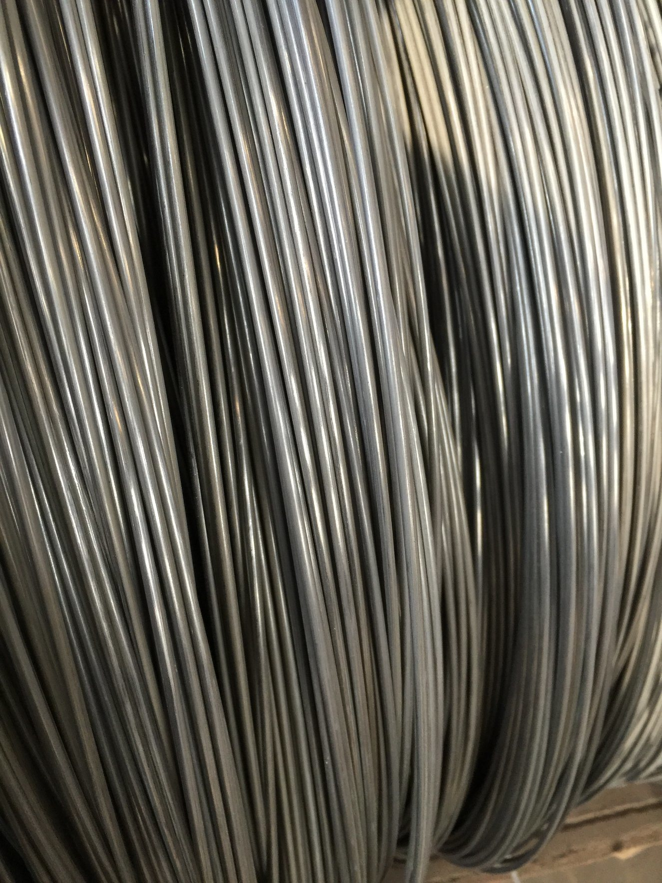 China Low Carbon Steel Wire SAE1008 Hard Drawn to Produce Rivets ...