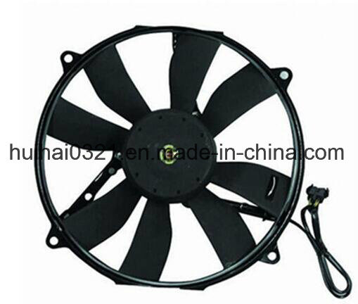 China Automotive Radiator Cooling Fans For Benz 001 500 1393 001 500