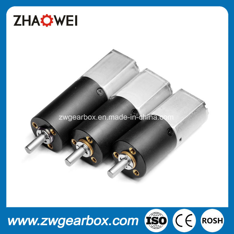 12V High Torque Small DC Spur Gear Motor pictures & photos