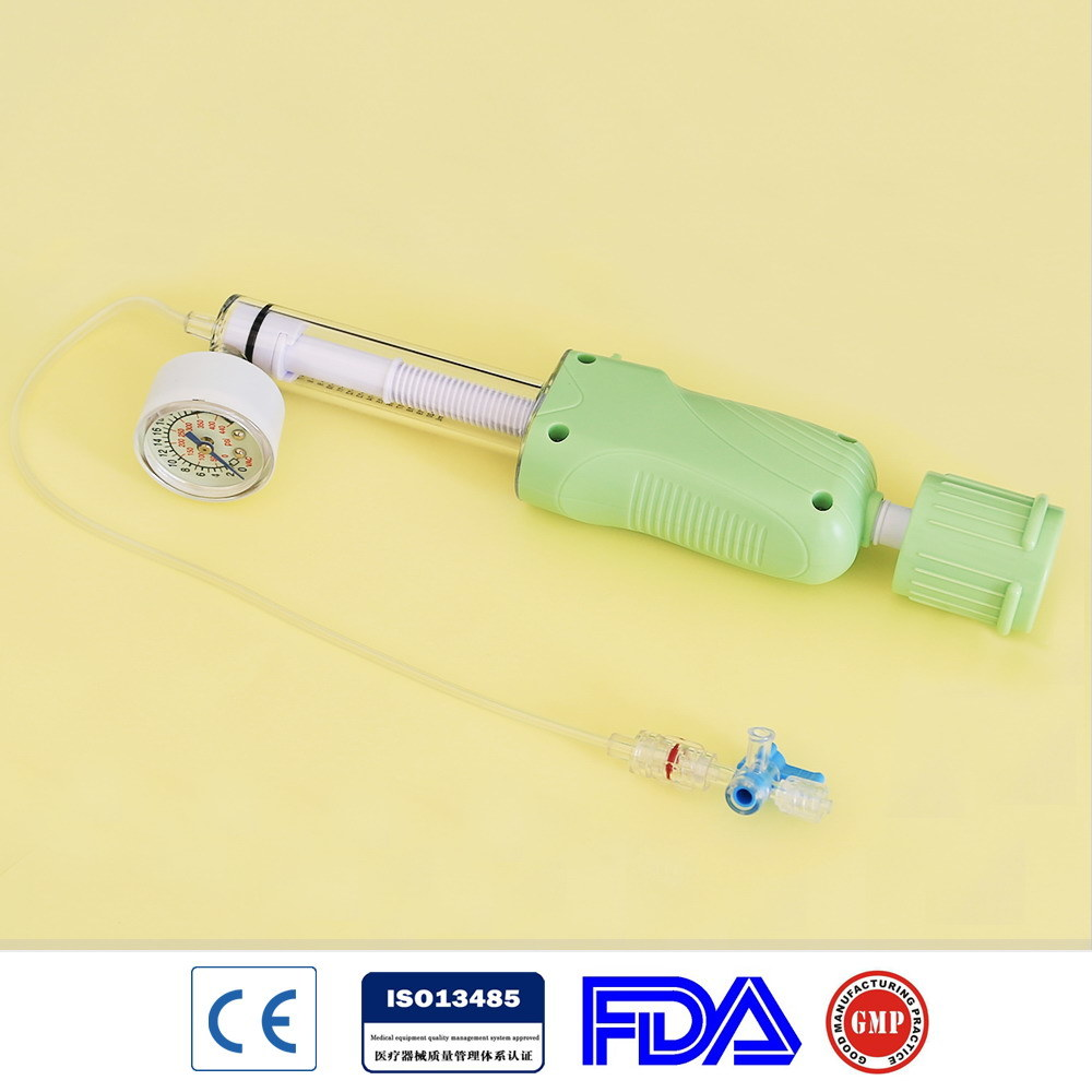 Disposable Dentistry Balloon Inflation Device for Maxillary Sinus Augmentation with 5 ATM
