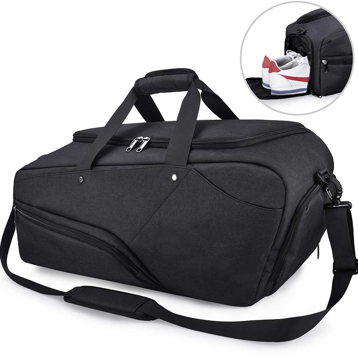 China Gym Bag Sports Duffle With