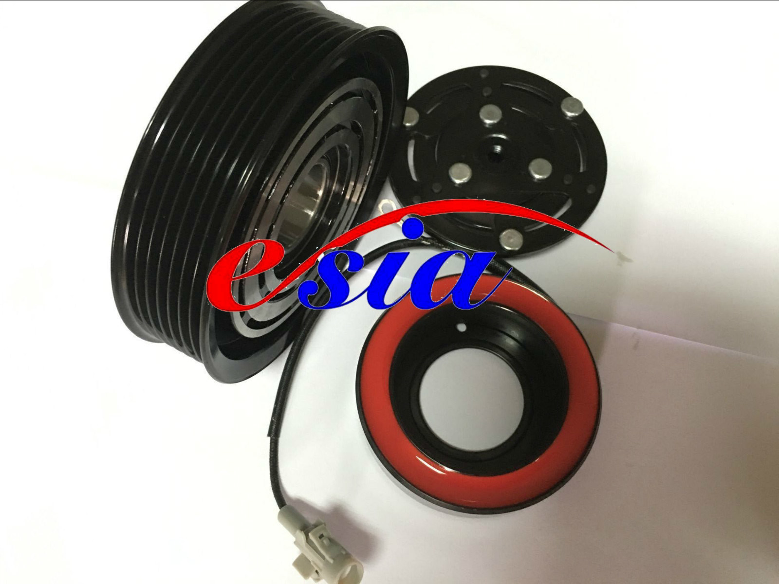 China Auto Parts Ac Compressor Magnetic Clutch For Honda Civic 7pk Wiring