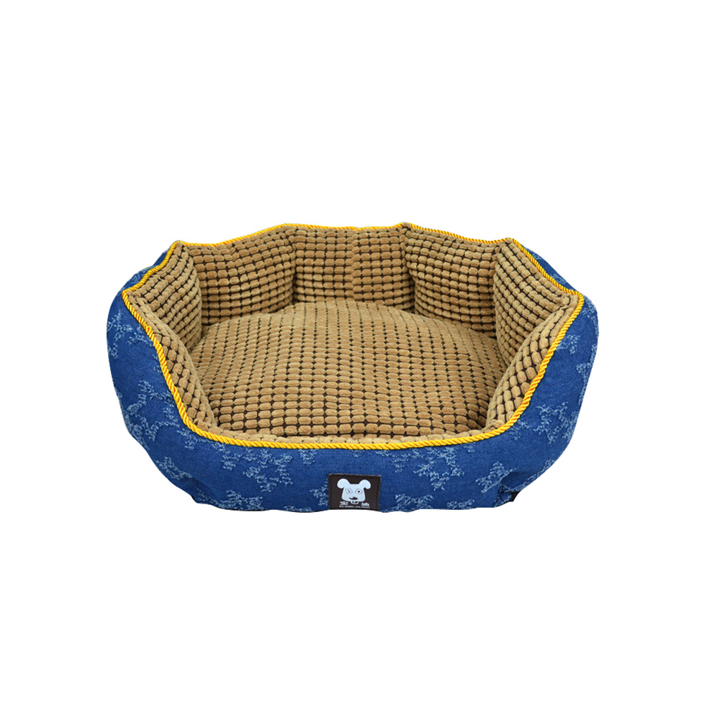 China Cowboy Patterned Dog Bed Inserts Niblet Dog Bed Inserts Photos