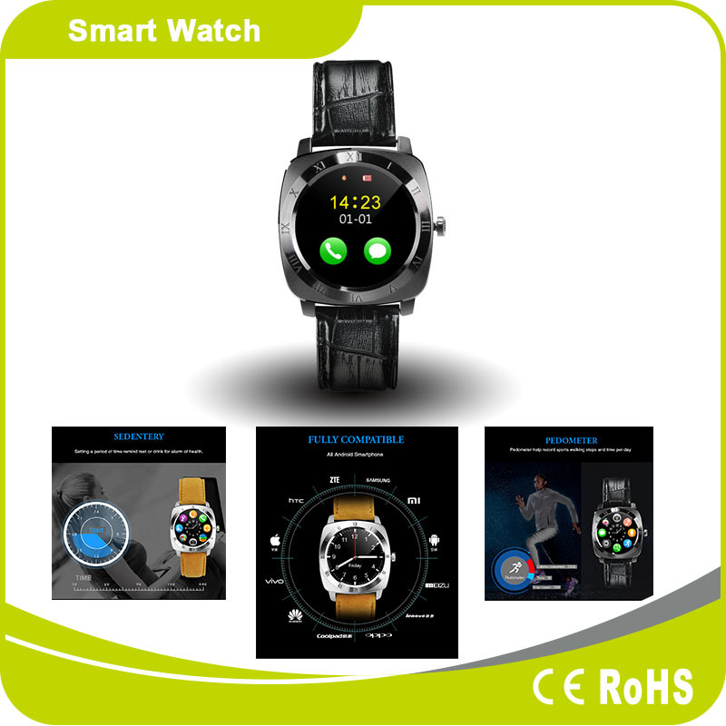 Health Sports Pedometer Sleep Monitor Sedentary Android Mobile Smart Bracelet pictures & photos