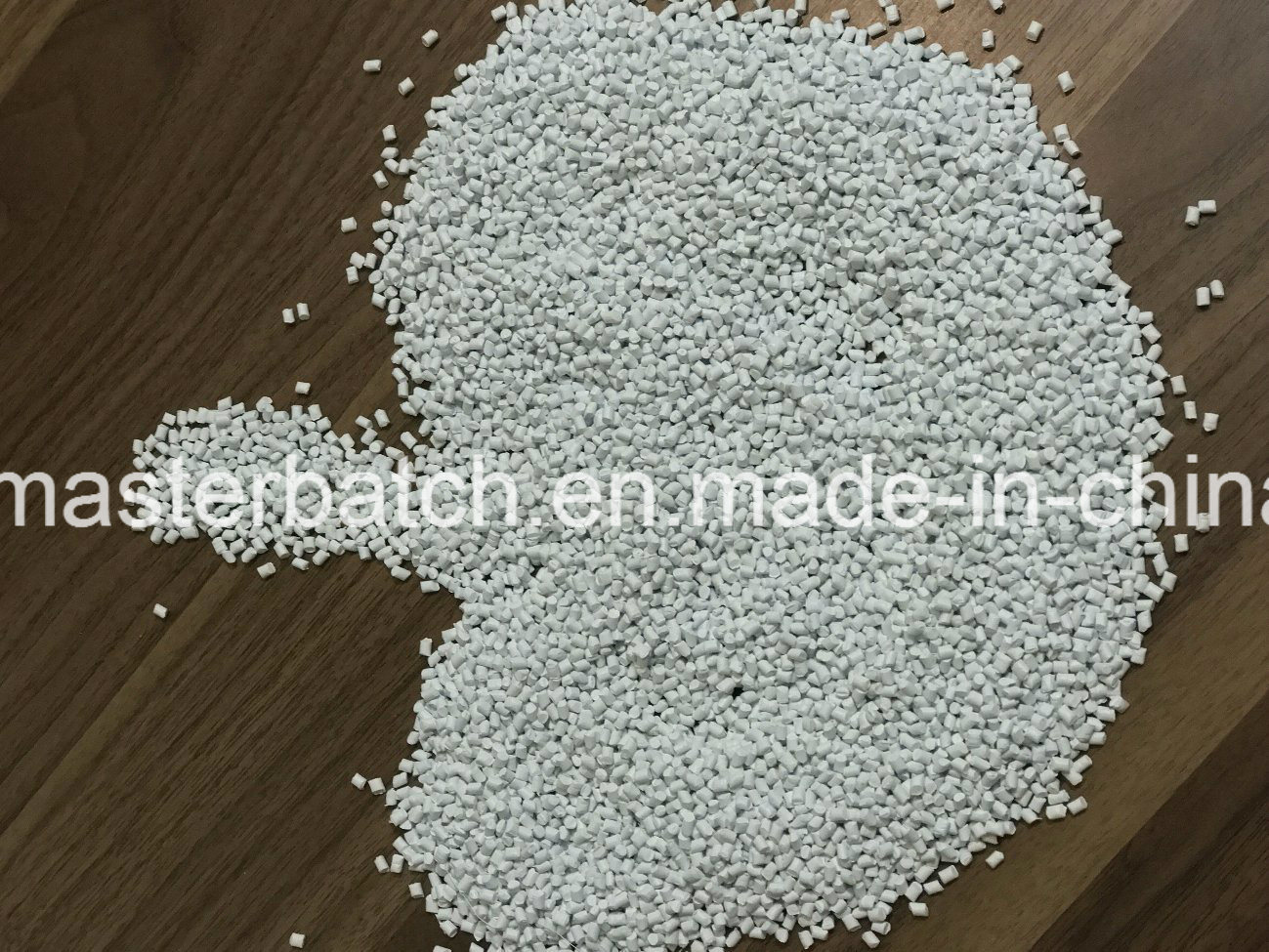 Plastic Injection Molding White Masterbatch
