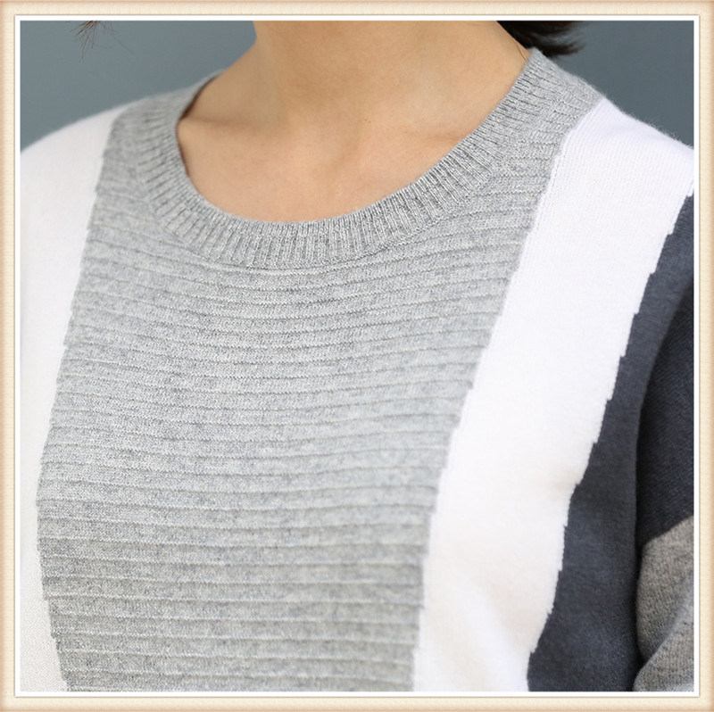 China 100% Cashmere Knitting Patterns Women′s Sweater Photos ...