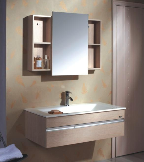 China Modern Bathroom Vanities/Wash Basin Cabinet/Bathroom Wall Cabinet (TH9021)