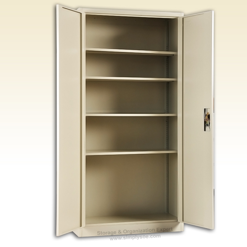 Hot Item Horizontal File Cabinet With Swing Door And Shelves