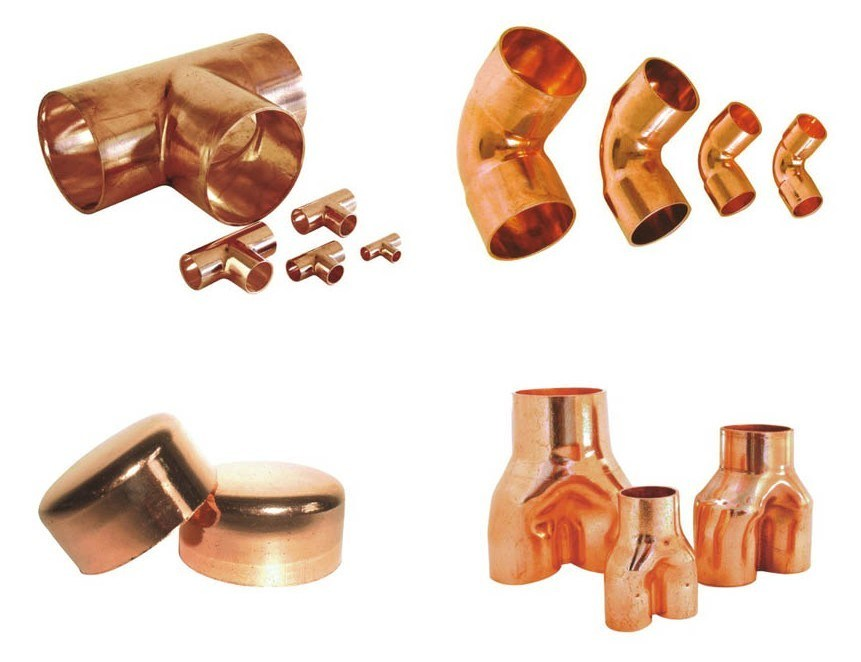 Compression Brass Fittings Brass Tee Brass Elbow