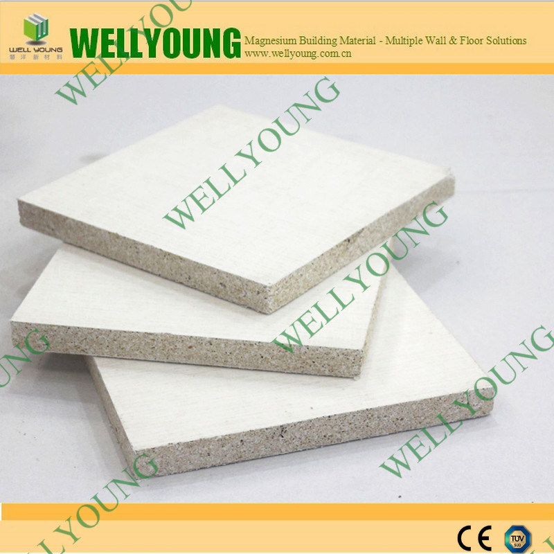 High Strength Mgo Board Fireproof Material For Fireplace
