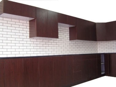 Melamine Cabinet Doors | MF Cabinets