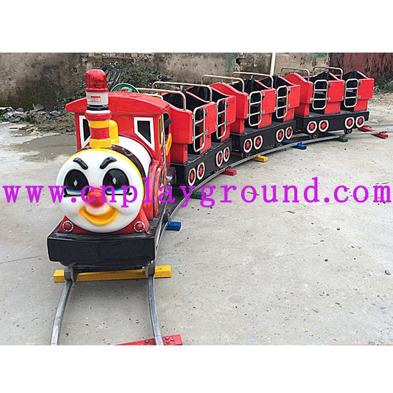 Professional Electric Machine Amusement Trains for Park (HD-10501) pictures & photos