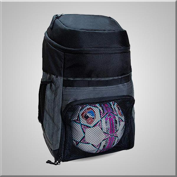 Turtle Girls Soccer Backpack or  Volleyball Bag w// SIDE SHOE POCKETS!
