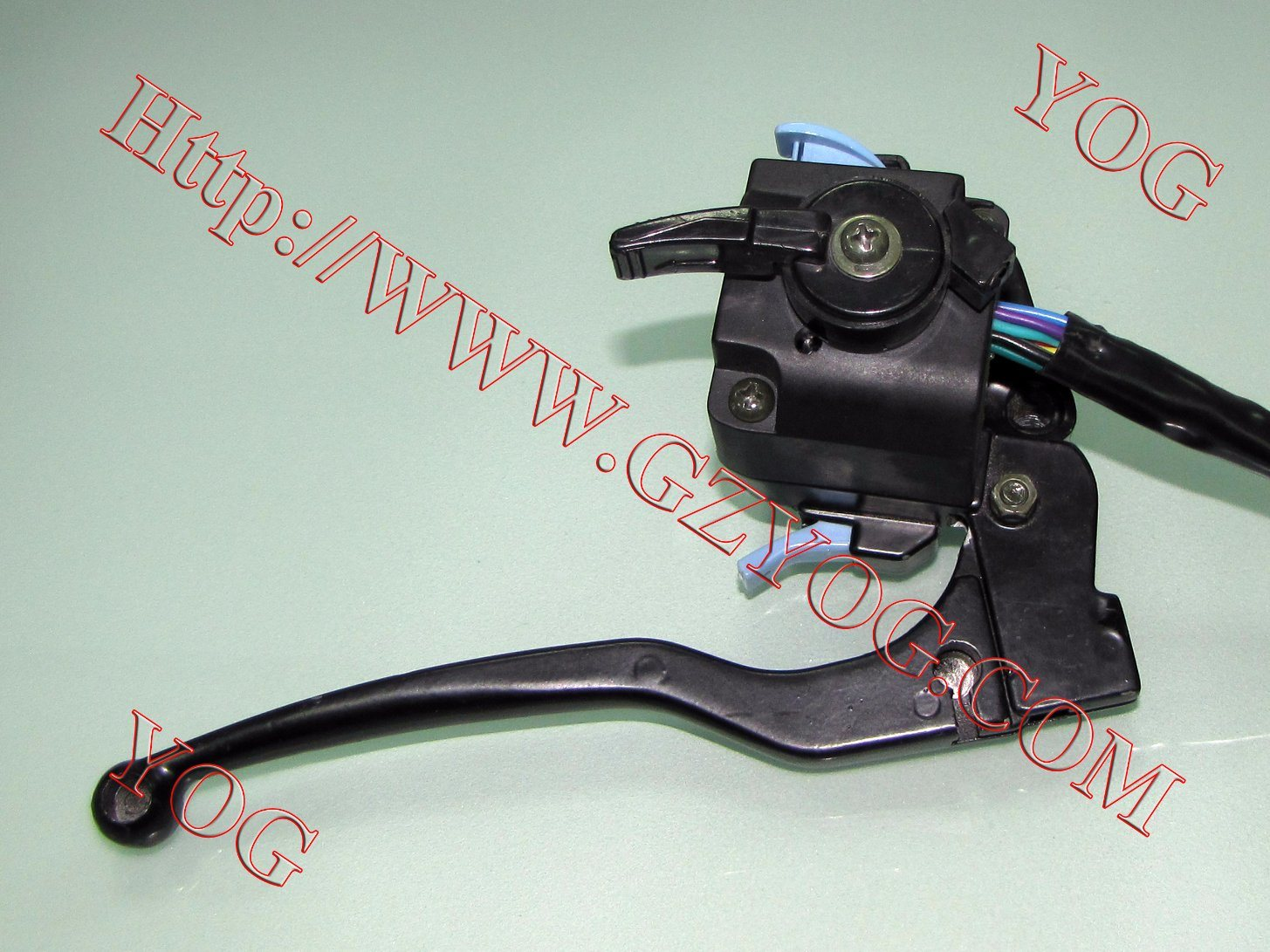 China Wholesale Price Motorcycle Spare Parts Handle Switch for India ...