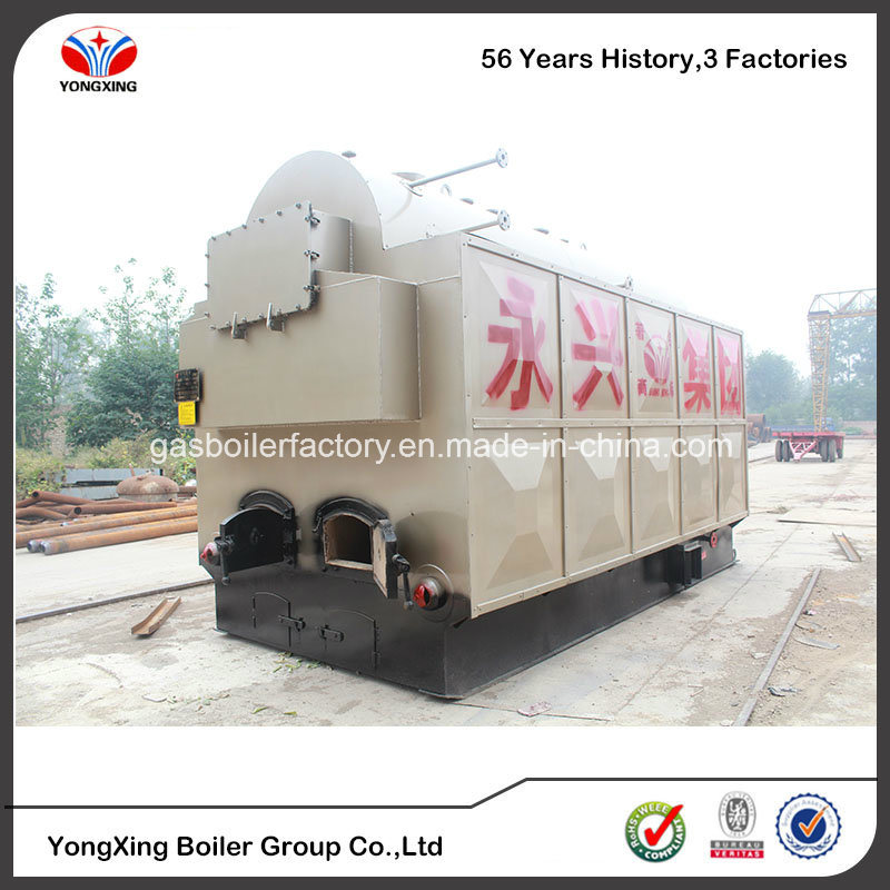 China Energy Saving Small Wood Pellet Fired Steam Boiler for Food ...