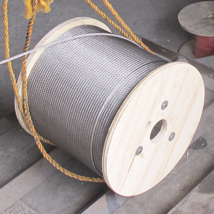 China Stainless Steel Wire Rope Manufacturer - China Stainless Steel ...