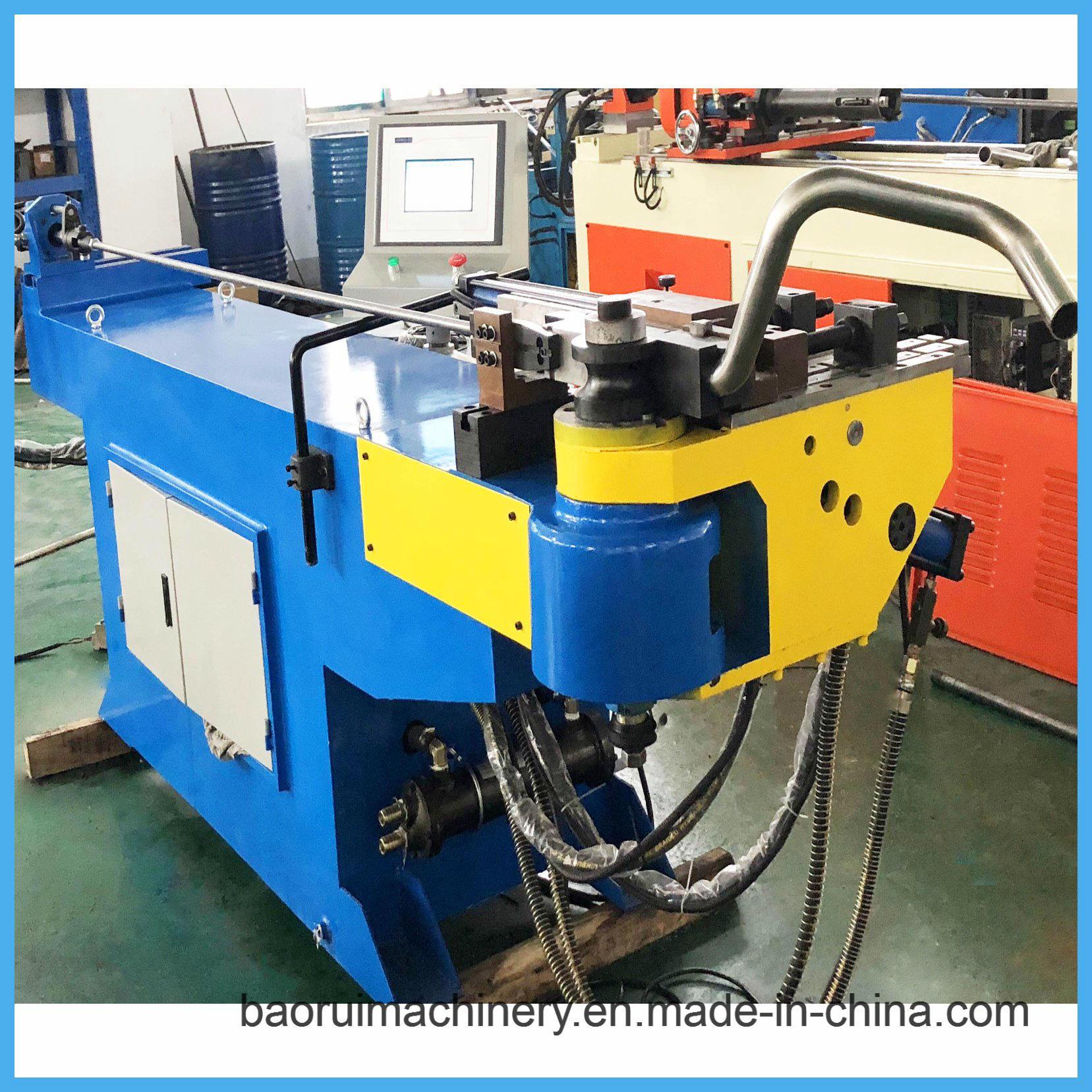 [Hot Item] Dw100nc Hydraulic Mandrel Pipe Bending Machine