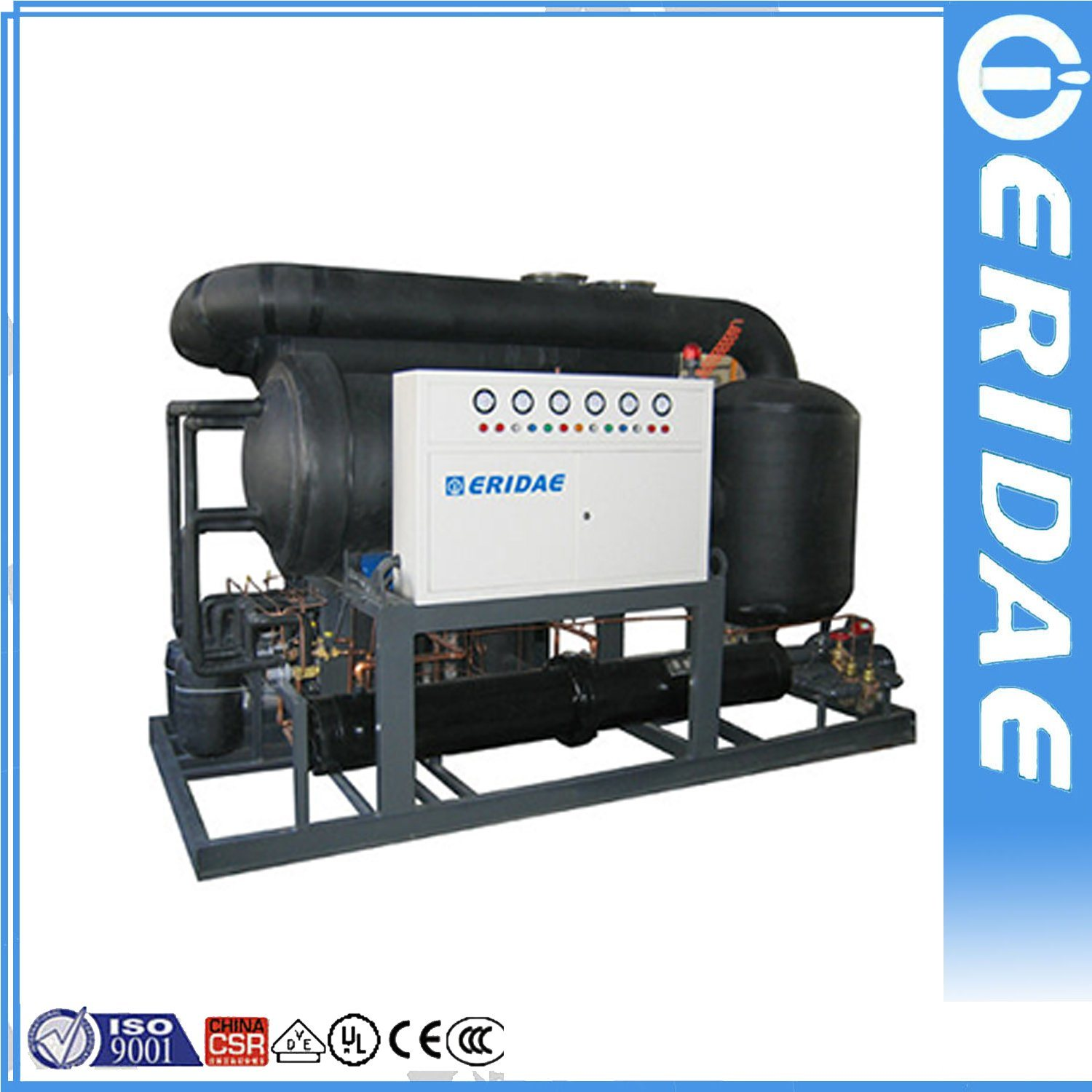 Air Dryer For Air Compressor >> China High Quality Eridae Refrigerated Air Dryer For Air Compressor