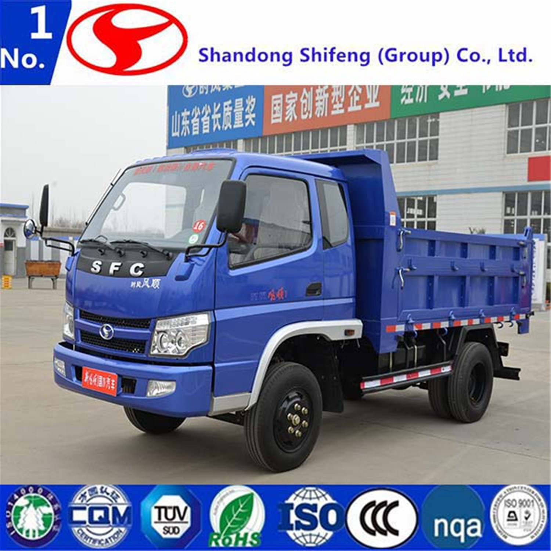 China 2 5 Tons Hot Sell Shifeng Lcv Lorry Mini Dumper Tipper RC