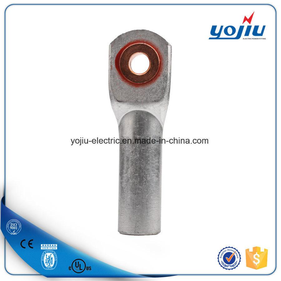 China Electrical Terminal Dtl-3 Bimetallic Cable Lugs Types Photos ...