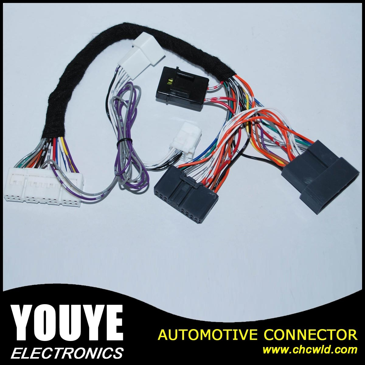 China Multifunctional Automotive Wire Harness For Honda