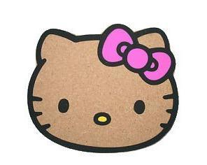 HELLO KITTY CORK BOARD