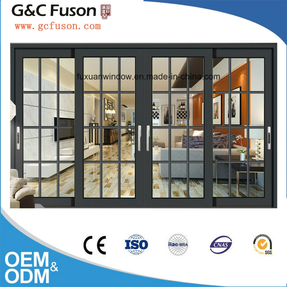 China Made In China Manufacturer Aluminum Double Tempered Glass