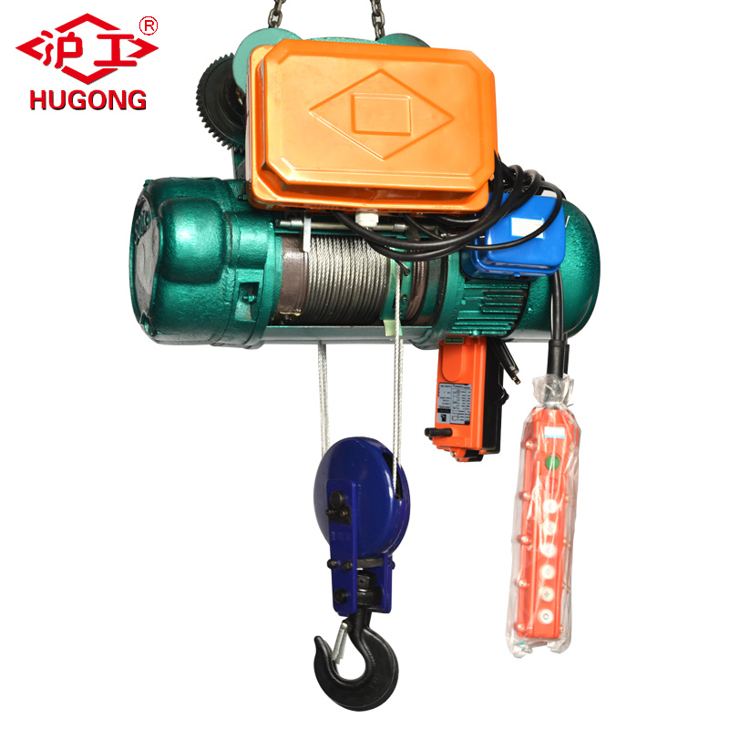 China Wire Rope Hoists with Rope Guide - China Electric Hoists, Wire ...