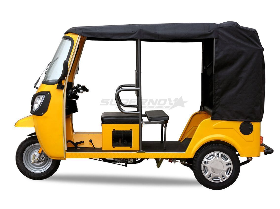 Passenger Tricycle/Keke/Three Wheel Motorcycle for 4-6 Person (DTR-11B) pictures & photos
