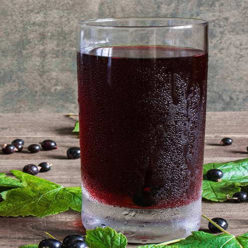 China Natural Black Currant Juice Concentrate China Black