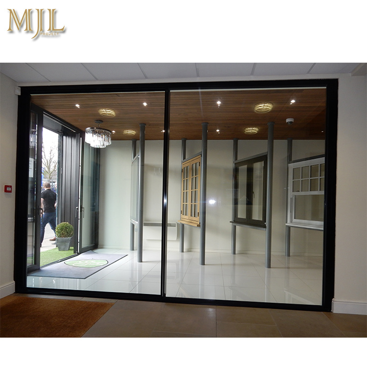 China Living Room Aluminum Glass Automatic Sliding Door China Aluminum Sliding Doors Aluminum Sliding Door Price