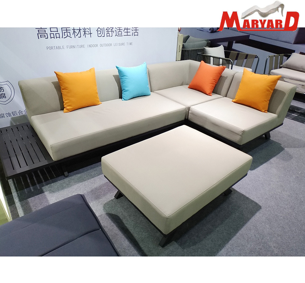 Cool Hot Item Aluminum Luxury Outdoor Garden Furniture New Model Sofa Sets Theyellowbook Wood Chair Design Ideas Theyellowbookinfo