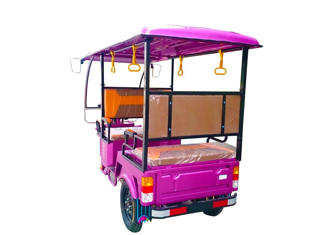 1000W 48V Electric Rickshaw Passenger Tricycle pictures & photos