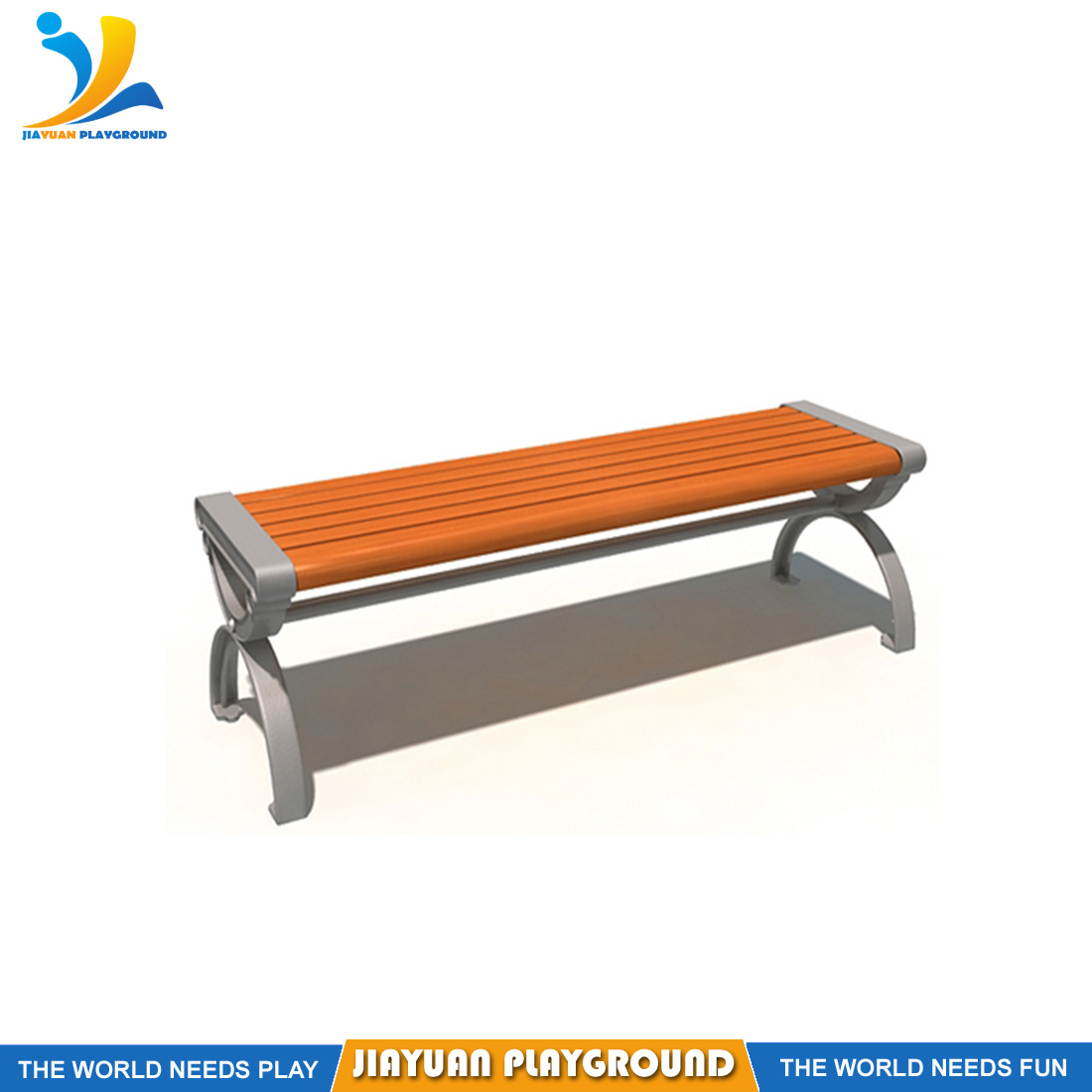 Picture of: China Jiayuan Waterproof Wood Plastic Garden Bench Photos Pictures Made In China Com
