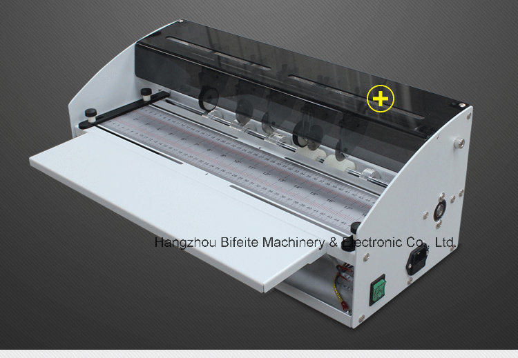 JP-460E Electric multi function Creasing & perforating machine/Office Paper machine