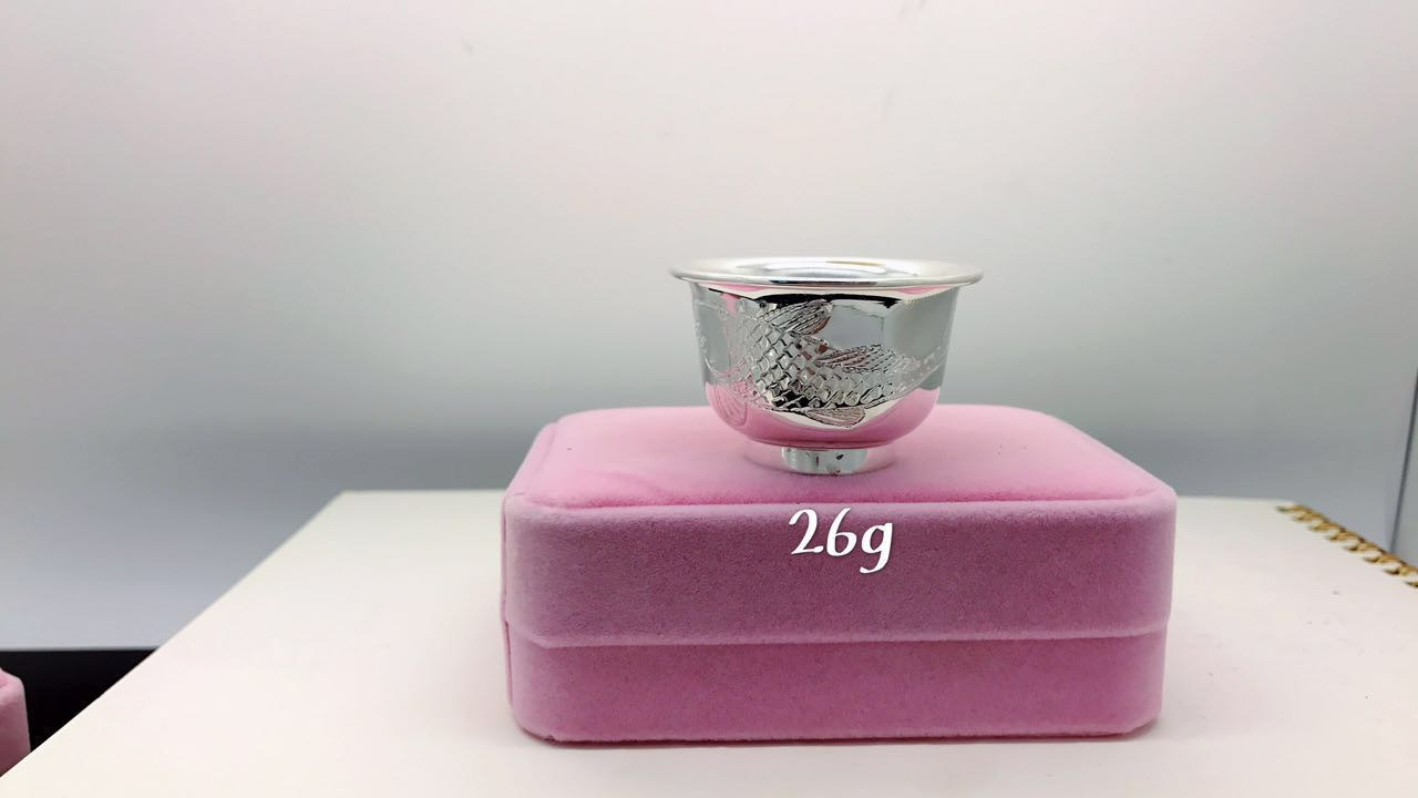 990 Fine Silver Teapot Authentic Handmade Silver Tea Factory Direct Sale pictures & photos